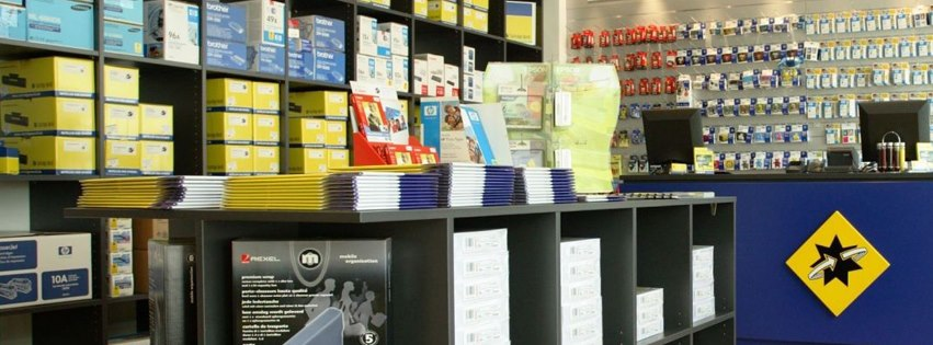 une boutique Cartridge World